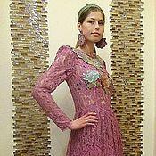 """Одежда ручной работы. Ярмарка Мастеров - ручная работа Авторское платье """"Роза Бохо"""". Handmade."""
