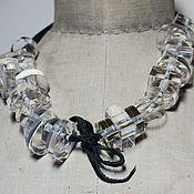 """Necklace handmade. Livemaster - original item Necklace """"Contata"""". Handmade."""