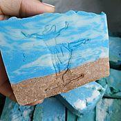 Массажные плитки ручной работы. Ярмарка Мастеров - ручная работа Море внутри. Handmade.
