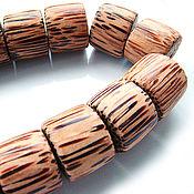 Материалы для творчества handmade. Livemaster - original item Beads Palm tree washer. Handmade.