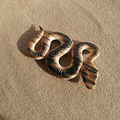 handmade. Livemaster - original item The snake, the snake of a mammoth Tusk.. Handmade.