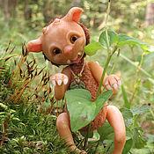 Куклы и игрушки ручной работы. Ярмарка Мастеров - ручная работа Лесной чудик. Handmade.