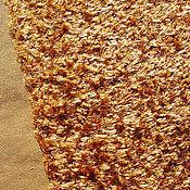 Материалы для творчества ручной работы. Ярмарка Мастеров - ручная работа Вискоза кудрявая коричневая 7 мм (Schulte, Германия, мишки Тедди). Handmade.