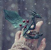 Куклы и игрушки ручной работы. Ярмарка Мастеров - ручная работа Дракон - Остролист. Handmade.