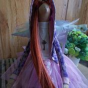 Тильда Зверята ручной работы. Ярмарка Мастеров - ручная работа Интерьерная кукла Фея  Мария. Handmade.