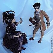 Куклы и игрушки ручной работы. Ярмарка Мастеров - ручная работа Венецианская ночь. Handmade.