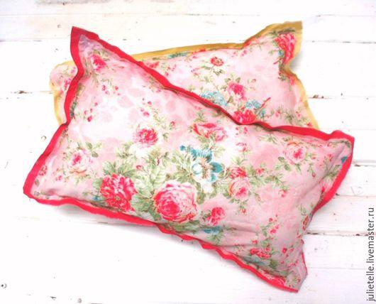Текстиль, ковры ручной работы. Ярмарка Мастеров - ручная работа. Купить Декоративные подушки. Handmade. Комбинированный, подушка на диван