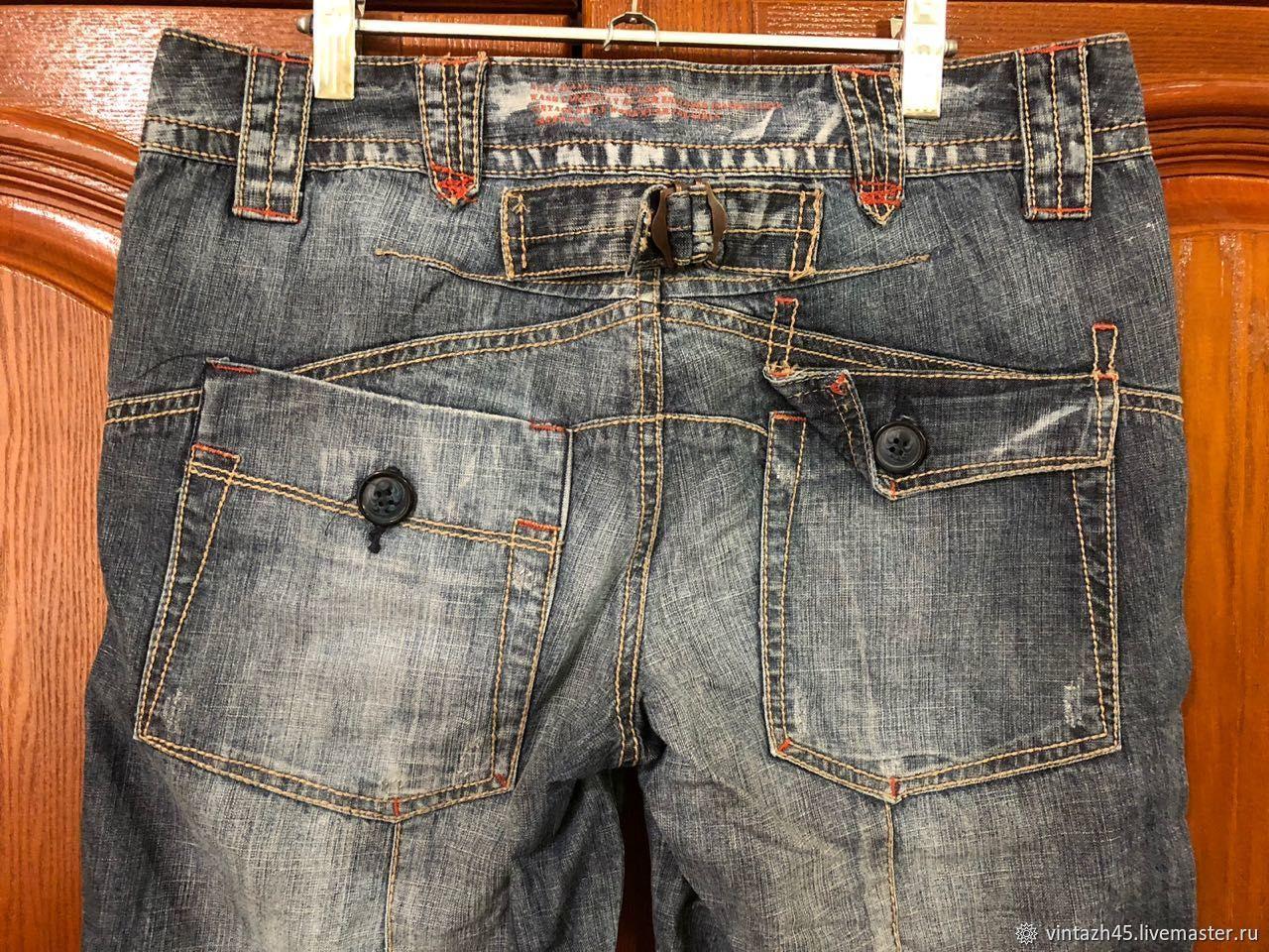 41b8c4ac96c ... Одежда. Винтаж  Винтажные мужские шорты. Авторские и винтажные вещи от  Ольги. Ярмарка