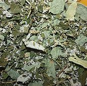 Для дома и интерьера ручной работы. Ярмарка Мастеров - ручная работа Чай из листьев малины м цветочками липы.. Handmade.