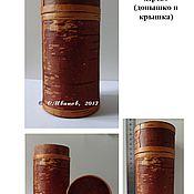 Канцелярские товары ручной работы. Ярмарка Мастеров - ручная работа Пенал из бересты. Handmade.