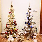 Подарки к праздникам handmade. Livemaster - original item Driftwood Christmas tree from DriftwoodArt. Handmade.