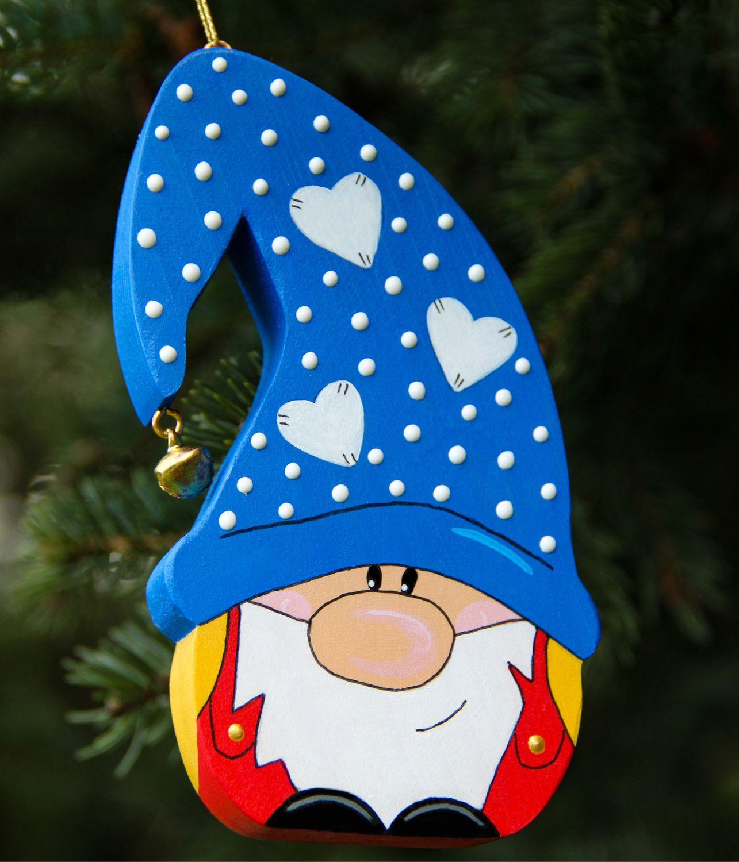 Гном на ёлку, Новогодние сувениры, Москва,  Фото №1