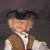 Куклы и пупсы ручной работы. Ярмарка Мастеров - ручная работа Счастливчик Билли. Handmade.