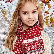 """Фото ручной работы. Ярмарка Мастеров - ручная работа Фотошаблон """"Зимний портрет"""". Handmade."""