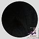 Вязание ручной работы. Ярмарка Мастеров - ручная работа. Купить Мохер черный итальянский очень качественный и красивый, 300м х 50г. Handmade.