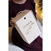 Сувениры и подарки handmade. Livemaster - original item Wooden box pencil case gift box with engraving. Handmade.