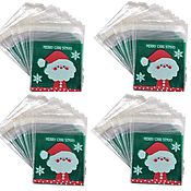 Пакеты ручной работы. Ярмарка Мастеров - ручная работа Пакетики новогодние для сладостей / мыла / подарков. Handmade.