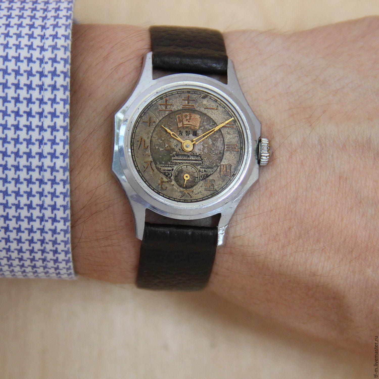 Где купить механика часы мужские классические часы наручные слава