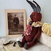 Куклы и игрушки ручной работы. Ярмарка Мастеров - ручная работа Заяц Тоби. Handmade.