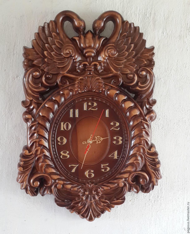потом фото оригинальных резных часов отдельную прядь, слегка