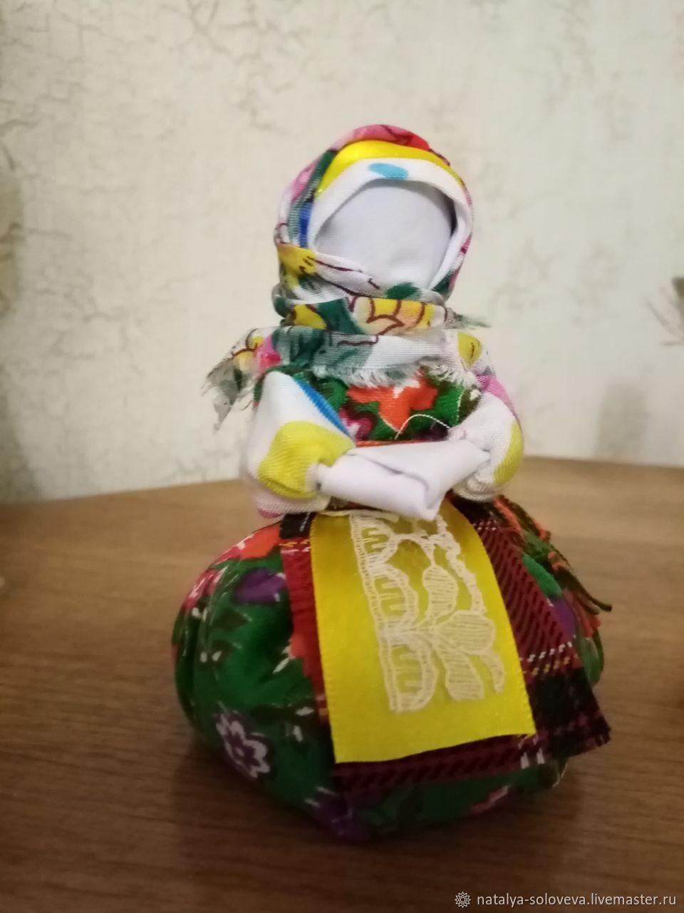Крупеничка, Народная кукла, Ессентуки,  Фото №1