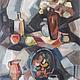 Картина. Натюрморт в серых тонах работа Петровской Татьяны