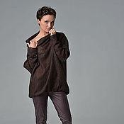 Одежда ручной работы. Ярмарка Мастеров - ручная работа Джемпер Аманда 2061208. Handmade.