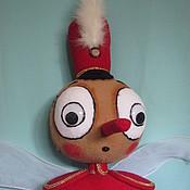 Puppet show handmade. Livemaster - original item Puppet theatre: Mosquito.FLY TSOKOTUKHA).Doll ensemble.. Handmade.
