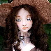 """Куклы и игрушки ручной работы. Ярмарка Мастеров - ручная работа кукла """"Анна"""". Handmade."""