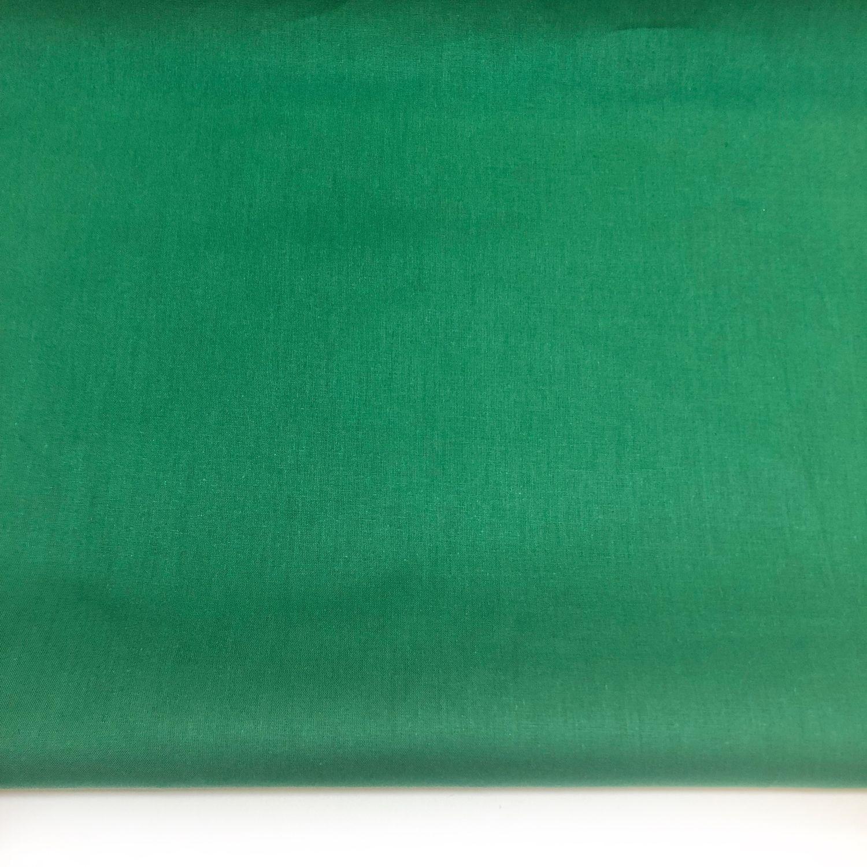 100% cotton, Turkey, emerald green, Fabric, Moscow,  Фото №1