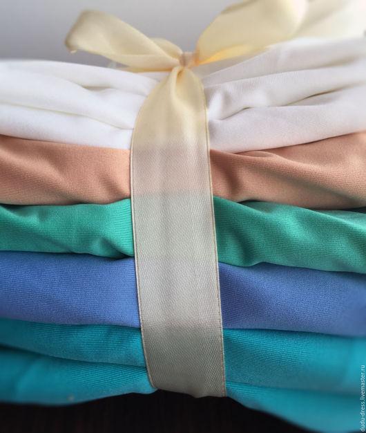"""Шитье ручной работы. Ярмарка Мастеров - ручная работа. Купить Набор лоскутов """"Пастельный"""". Handmade. Разноцветный, пастельные цвета, ткани"""