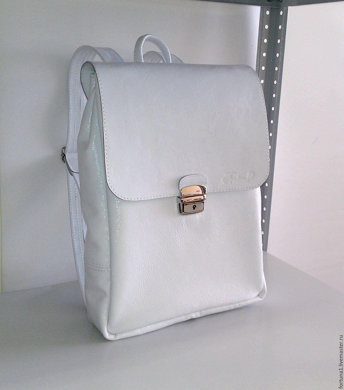 Backpack leather 94, Backpacks, St. Petersburg,  Фото №1