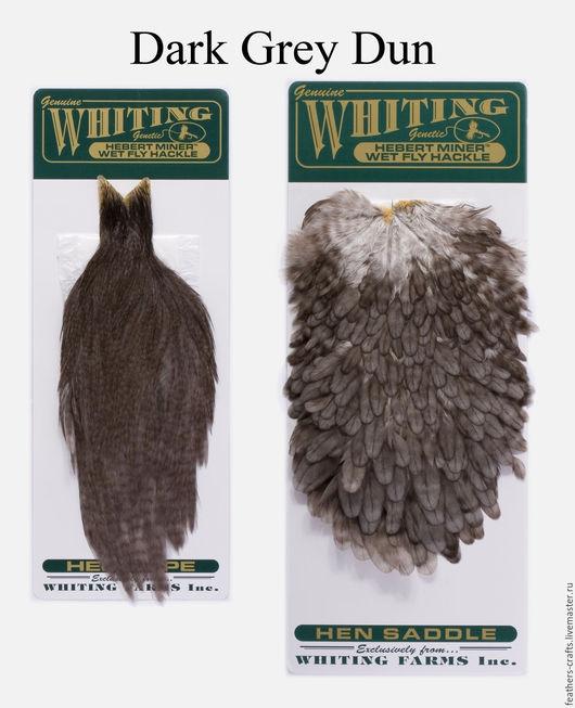 Другие виды рукоделия ручной работы. Ярмарка Мастеров - ручная работа. Купить Набор перьев Hebert Hen (82899091). Handmade.