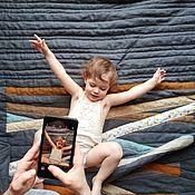 Ковры ручной работы. Ярмарка Мастеров - ручная работа Ковер в детскую комнату.. Handmade.