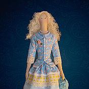 Куклы и игрушки ручной работы. Ярмарка Мастеров - ручная работа Снежаночка. Handmade.
