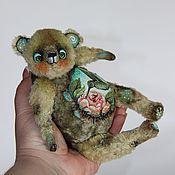 """Куклы и игрушки ручной работы. Ярмарка Мастеров - ручная работа Ароматный мишка """" Колибри"""". Handmade."""