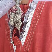 """Одежда ручной работы. Ярмарка Мастеров - ручная работа Бохо-образ""""Незнакомка"""". Handmade."""
