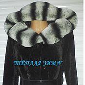 Одежда handmade. Livemaster - original item Womens mutton fur coat. Handmade.
