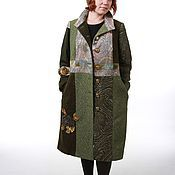 Одежда handmade. Livemaster - original item A copy of the work a Coat of