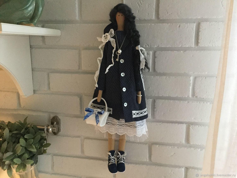 Кукла интерьерная текстильная, Куклы Тильды, Москва, Фото №1
