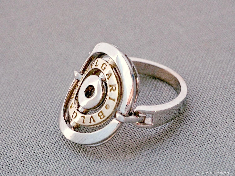 Булгари ломбарде кольцо купить в продам восток часы