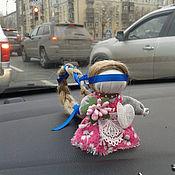 Сувениры и подарки ручной работы. Ярмарка Мастеров - ручная работа Куколка на счастье (Долюшка-Автоледи). Handmade.