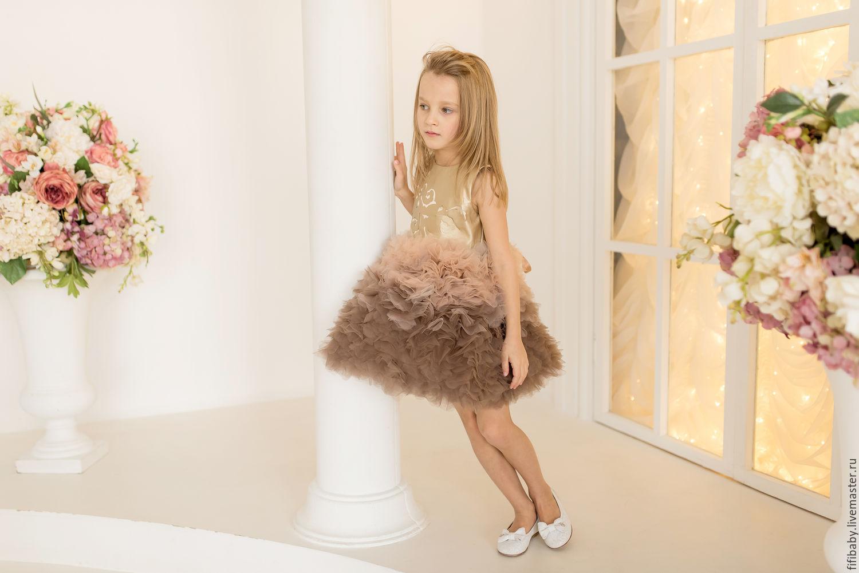Нарядное платье для девочки челябинск