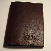 Сумки и аксессуары handmade. Livemaster - original item Passport cover avtodokumentov or leather. Handmade.