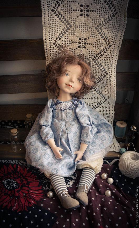 Обучающие материалы ручной работы. Ярмарка Мастеров - ручная работа. Купить Видео мастер-класс по созданию куклы-болтушки. Handmade.