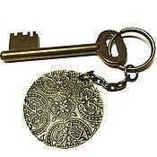 Аксессуары handmade. Livemaster - original item Keychain Samarkand, a key chain for bag. Handmade.
