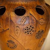 Посуда ручной работы. Ярмарка Мастеров - ручная работа Картофельница, луковница. Handmade.