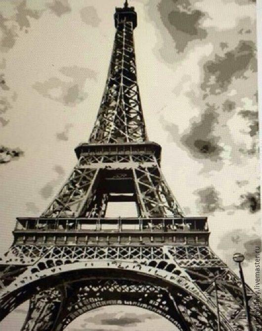 Набор для раскрашивания Эйфелева башня