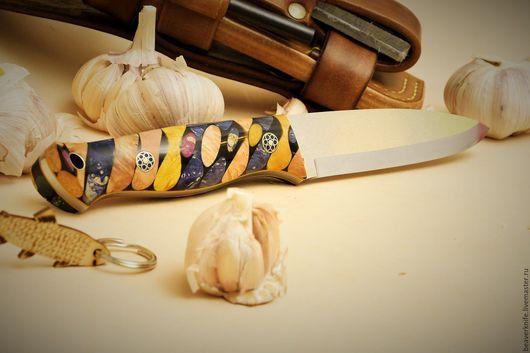Подарки для мужчин, ручной работы. Ярмарка Мастеров - ручная работа. Купить Нож бушкрафт (bushcraft knife) BeaverKnife стандарт #20. Handmade.