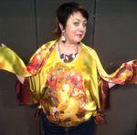 Шелковая  палитра (Silk-palitra) - Ярмарка Мастеров - ручная работа, handmade